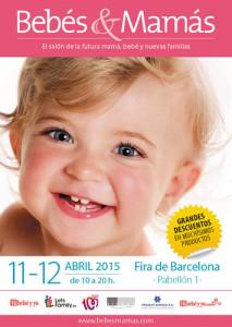 Bebés&Mamás Barcelona 2015