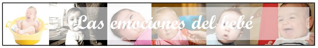 Las emociones del bebé