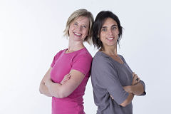 Irene y Kaisa de FisioFit Woman