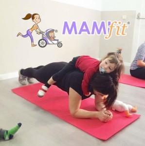 Plancha con niña mayor - Mamifit