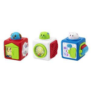 Cubos con mecanismos simples