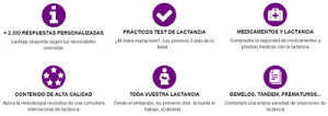Ventajas LactApp