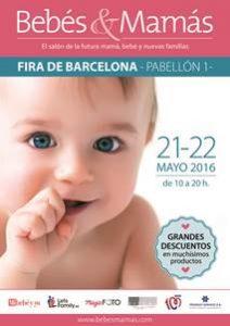 Feria Bebés&Mamás Barcelona 2016