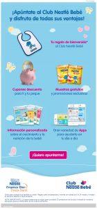 Club Nestlé Bebé