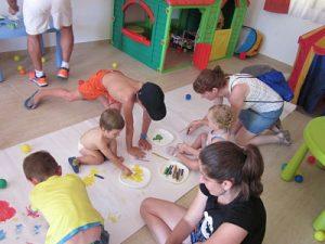 Actividades infantiles Aparthotel Monrural