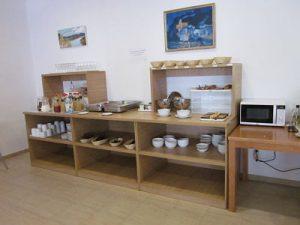 Desayuno buffet Aparthotel Monrural