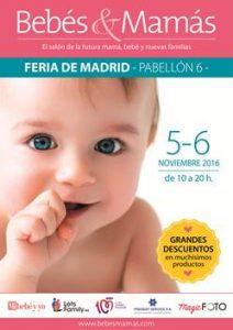 Bebés&Mamás Madrid 2016