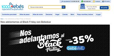 Black Friday 2017 1000Bebés