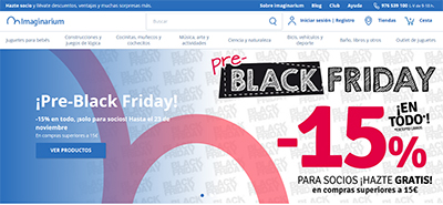 Black Friday 2017 Imaginarium