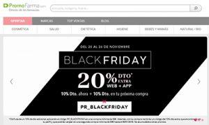 Black Friday 2017 PromoFarma