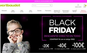 Black Friday 2017 Vertbaudet
