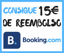 Consigue 15€ de descuento en Booking.com