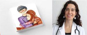 Álbum ilustrado Mamá, yo también quiero dar teta de Raquel Monfort.